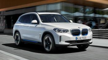 Νέα BMW iX3