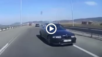 BMW M3 Vs Golf 1.300PS