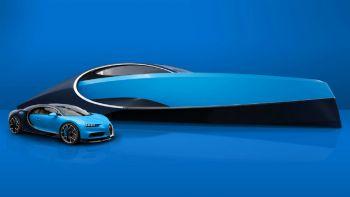 Μια Bugatti για το νερό