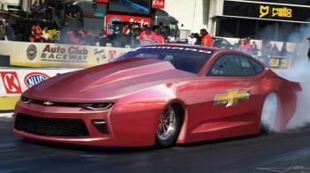Νέα Camaro SS για Dragster!