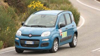 Δοκιμή: Fiat Panda 0,9 TwinAir Natural Power