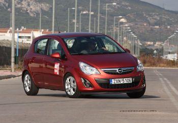 Δοκιμή: Opel Corsa 1,3 DTE 95 PS diesel