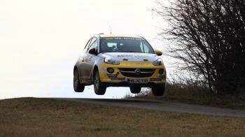 Αρχίζει το Opel Rallye Cup