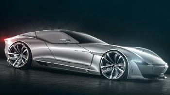 Jaguar C-Xonca Concept