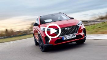 Video: Nέo Hyundai Tucson N Line