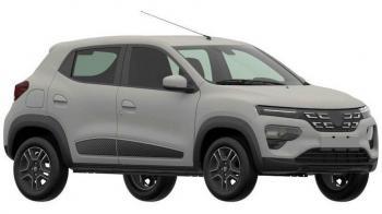 Νέο Dacia Spring: Το φθηνότερο ηλεκτρικό στην Ευρώπη
