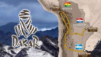 Ετοιμαστείτε, ξεκίνησε το Rally Dakar!