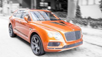 Bentley Bentayga Gigante 700 ίππων