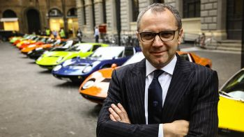 Domenicali: Όχι ακόμα F1 για Lamborghini