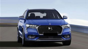 Το νέο DS 4 Crossback;