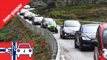50% ηλεκτρικά στη Νορβηγία: Στην Ελλάδα;