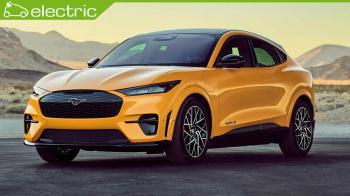 Νέα Ford Mustang Mach-E GT Performance