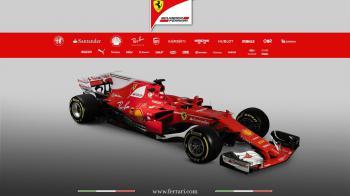 Ferrari: Παρουσίαση του μονοθεσίου F1 του 2017