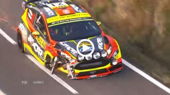 Fiesta WRC εξολοθρευτής