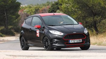 Test: Ford Fiesta 1,0 140 PS