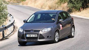 Δοκιμή: Ford Fοcus 1,6 TDCi 115 PS ΕCOnetic