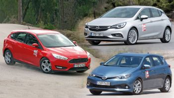 Astra Vs Focus Vs Auris