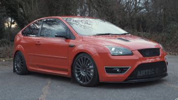 Ford Focus ST με 640 PS & NOS (+video)