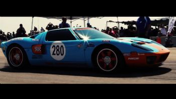 Ρεκόρ το Ford GT (+videos)