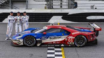 Ford Chip Ganassi: Νίκη στην Daytona