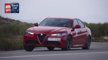 Test: Giulia 2,2 Diesel
