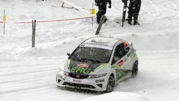 Ελληνικό Type-R στο WRC