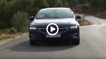 Vid: Το Οpel Insignia Grand Sport facelift
