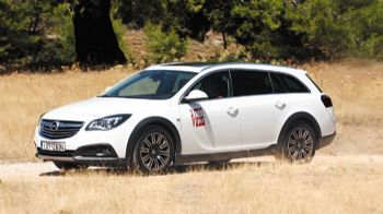 Δοκιμή: Opel Insignia Country Tourer 2,0 CDTI 4X4