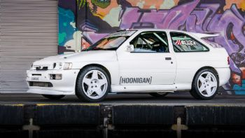 Ο Ken Block με Ford Escort Cosworth (+video)