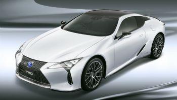 Το Lexus LC της TRD