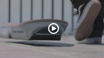Η Lexus μας teasάρει με το hoverboard