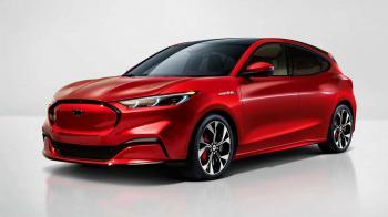 Θα θέλατε μια ηλεκτρική Mustang hatchback;