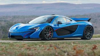 McLaren P1 πωλήθηκε για εξωφρενικό ποσό.
