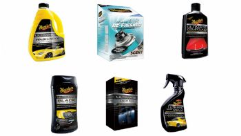 Επαγγελματικά προϊόντα περιποίησης για το αυτοκίνητό σου