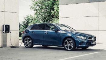 Πάνω από 20 υβριδικές Mercedes μέσα στο 2020