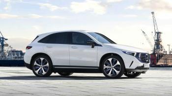 Νέα EQB: Ηλεκτρικό SUV από τη Mercedes