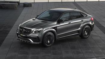 Mercedes-AMG GLE 63 S Coupe «θηρίο»
