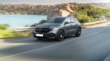 Νέα Mercedes EQA α λα GLA