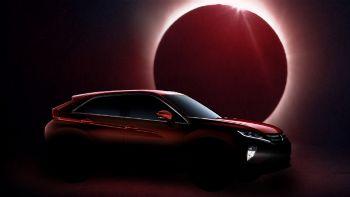 Νέο Eclipse Cross teaser