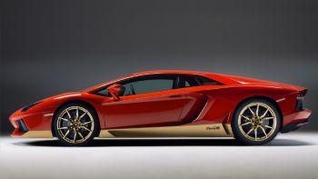 Ρετρό η νέα Lamborghini