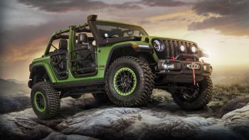 To Jeep Wrangler της Mopar