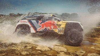 Σαρώνει η Peugeot στο Ράλι Ντακάρ (+video)