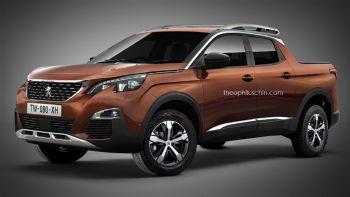 Scoop: Peugeot Pick-Up