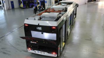 Ξεκινά δρομολόγια το δεύτερο ηλεκτρικό λεωφορείο