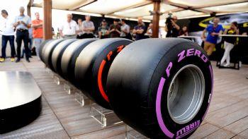 Πρώτα ελαστικά F1 2017