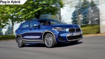 Νέα BMW X2 xDrive25e