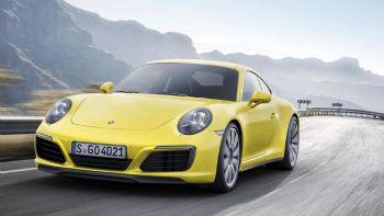 Αναβάθμιση Porsche 911 S