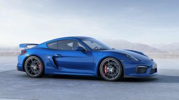 Έρχεται Cayman GT4 RS;