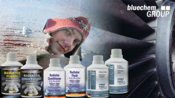 Καθαρισμός και ενίσχυση ψυκτικού υγρού