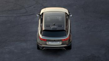 Νέο Range Rover Velar